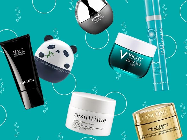 10 modi per rigenerare la vostra pelle mentre dormite-mobile