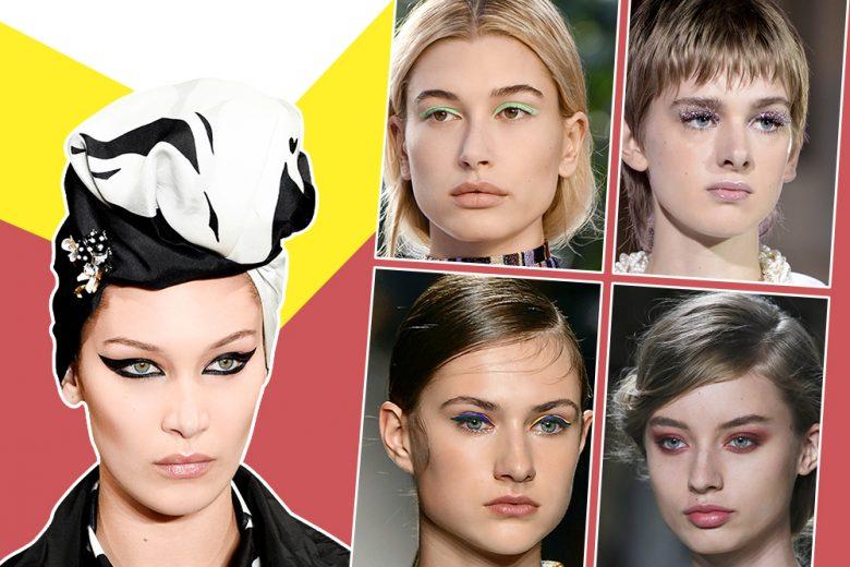 11 make up occhi che faranno tendenza questa primavera