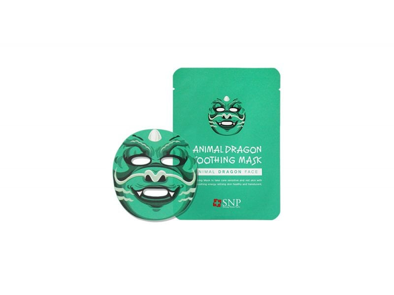 Animal Dragon Sheet Mask