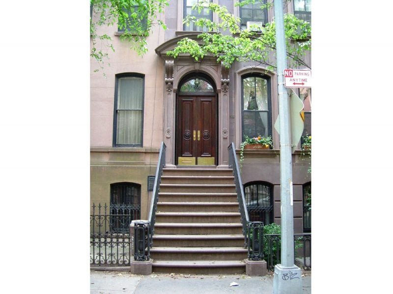 66_Perry_Street_Carrie_Bradshaw's_House_From_Sex_And_The_City_(1149739647)