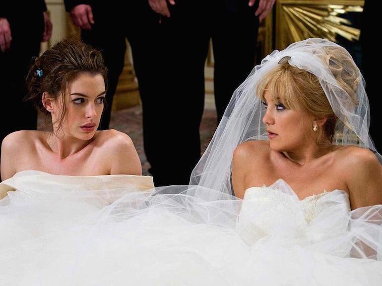 Anna Hathaway sposa