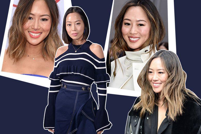 I migliori hairlook di Aimee Song, l'influencer da più di 4 milioni di follower