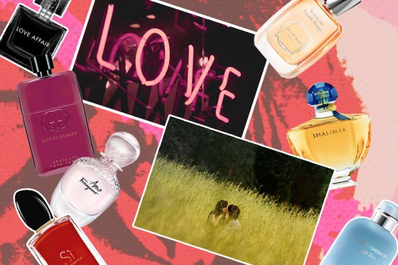 San Valentino: 17 profumi che parlano d'amore