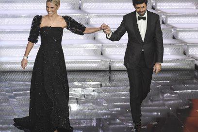 Sanremo 2018: tutti i look sul palco dell'Ariston