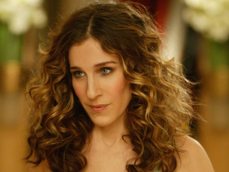 Carrie Bradshaw primo piano