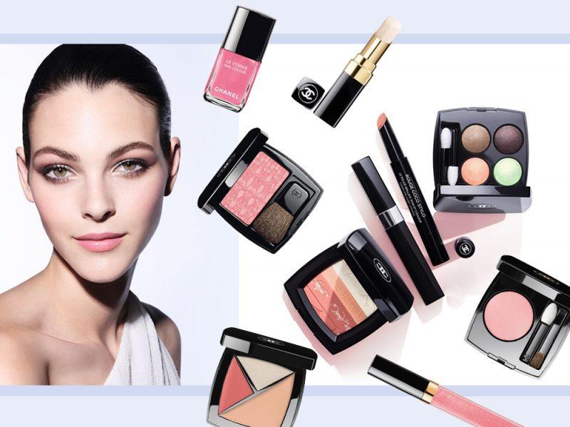 Chanel2 collezioni make up primavera estate 2018