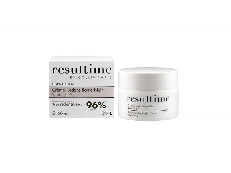 Cra╠ême Redensifiante Vitamina A – NUIT