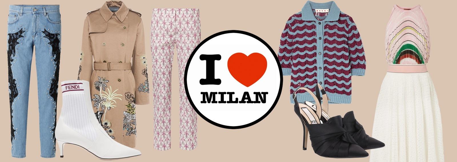 Comincia la Milano Fashion Week:ecco i must have da non perdere!