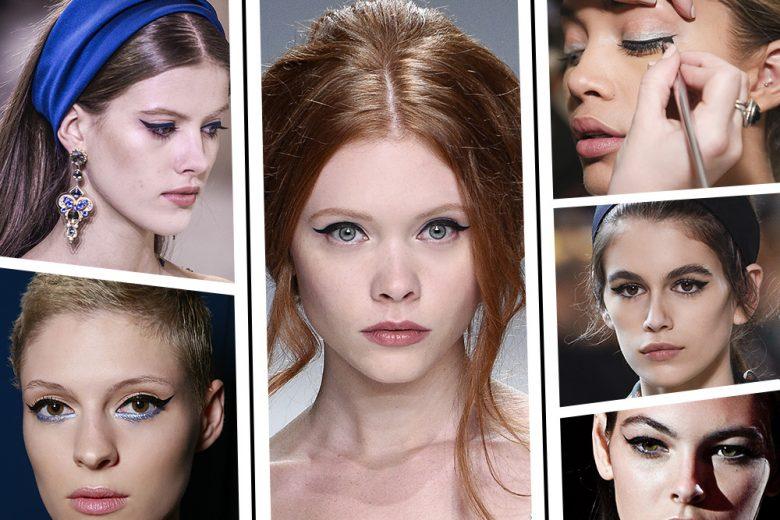 Come mettere l'eyeliner like-a-pro: tutti i consigli