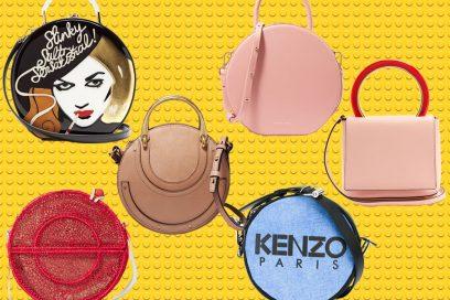 Round bag: le borse tonde più trendy per la Primavera 2018