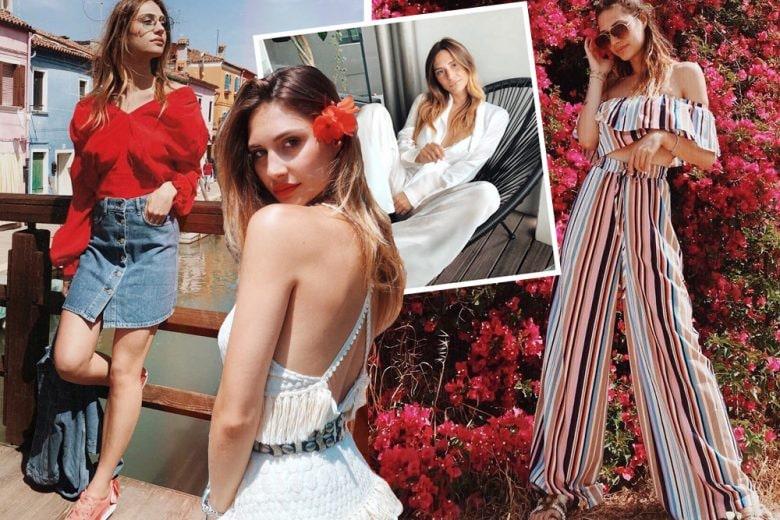 Beatrice Valli: i look della giovane mamma e influencer amata da Instagram