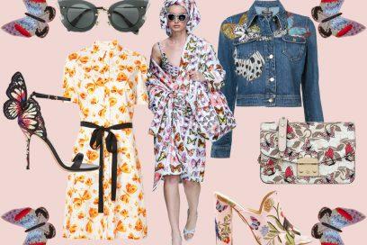 Farfalle: la moda di Primavera mette le ali