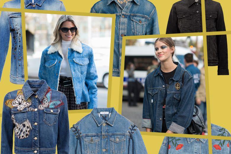 """Giacca di jeans: da oltre 50 anni, il must dello stile casual e """"rebel"""""""