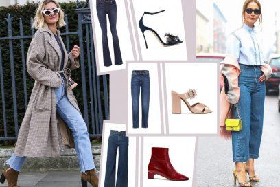 Eleganti con i jeans? 6 abbinamenti perfetti anche per la sera
