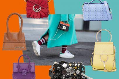 Mini Bags: le borse (minuscole) della Primavera 2018