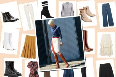 Come indossare gli stivali in primavera: 8 abbinamenti da provare