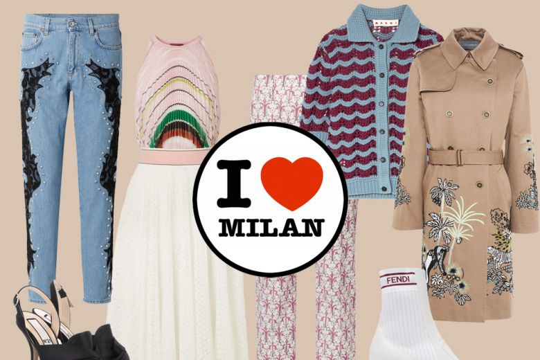 """Milano Fashion Week: 17 must have """"in onore"""" delle sfilate"""