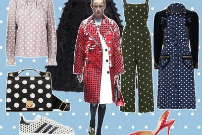 Polka Dots: la moda a pois per la Primavera-estate 2018