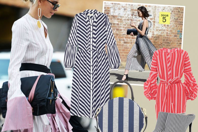 "Mettetevi in riga: i must have per una Primavera in versione ""striped"""