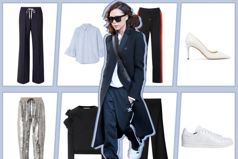 Come indossare i pantaloni della tuta: gli abbinamenti da provare