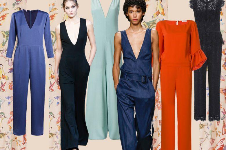 Jumpsuit: i modelli più chic della primavera 2018