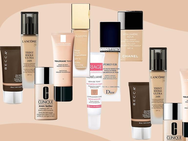 Fondotinta scegliete il prodotto che fa per voi in base al tipo di pelle-mobile