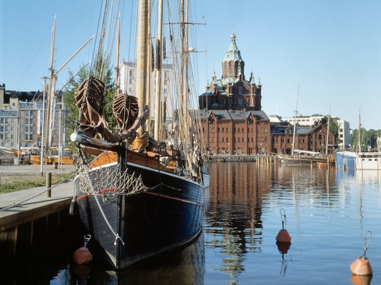 Helsinki Visit Finland
