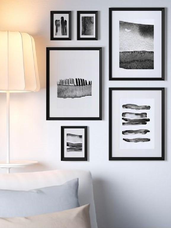 10 idee originali per decorare le pareti di casa con ikea for Idee per le pareti di casa