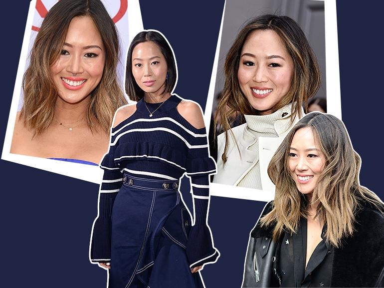 I migliori hairlook di Aimee Song