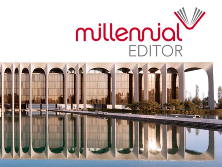 MillennialEditor mobile