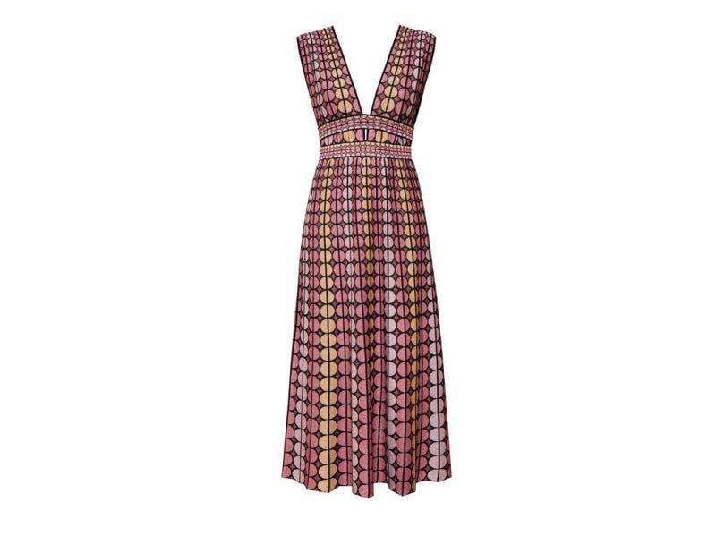 Missoni-dress