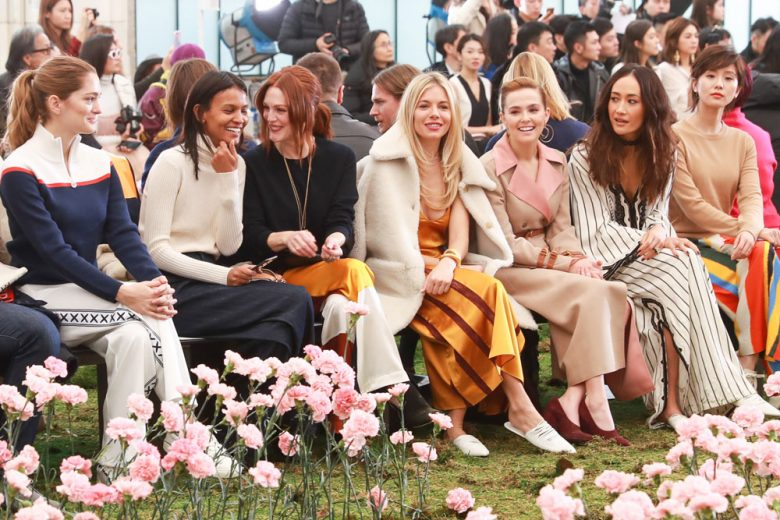New York Fashion Week: le celeb in prima fila alle sfilate