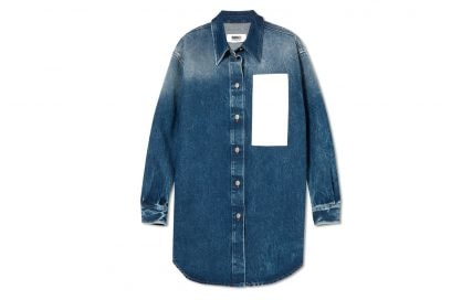 camicia-over-denim-MM6-MAISON-MARGIELA-su-net-a-porter