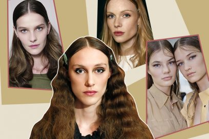 Capelli flat top: la tendenza zero volume da copiare