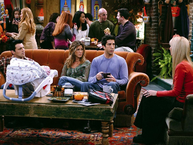 central perk friends