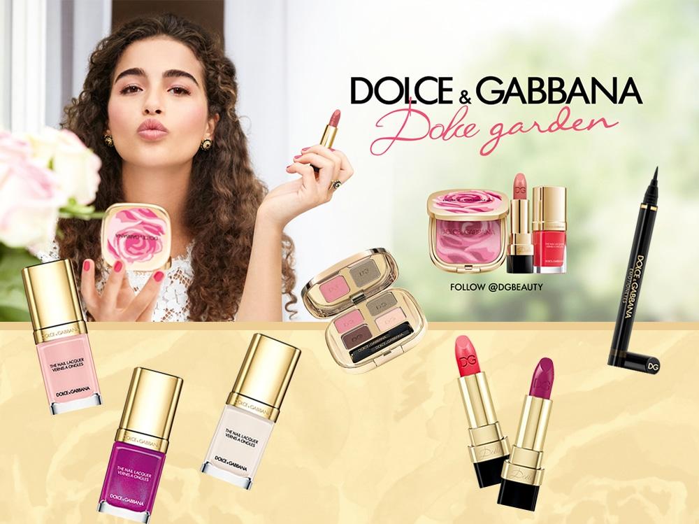 collezioni make up primavera estate 2018 Dolce & Gabbana