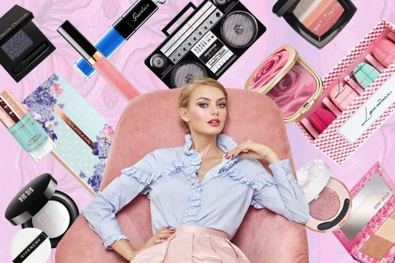 Collezioni make up Primavera-Estate 2018: il trucco più glam del momento