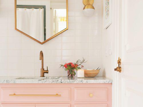 Bagno Di Casa Foto : Idee originali per migliorare il bagno di una casa in affitto