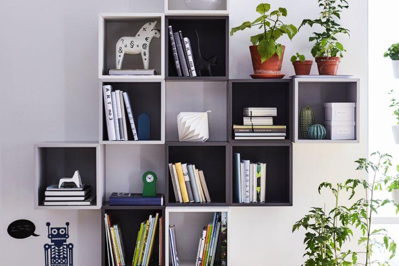 10 idee originali per decorare le pareti di casa con IKEA