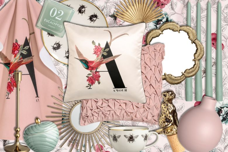 H&M Home: la nuova collezione art déco per la P/E 2018