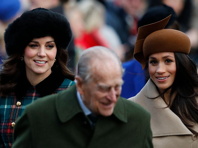 cover kate middleton meghan markle amiche