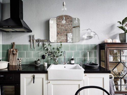 10 idee originali per migliorare la cucina di una casa in ...