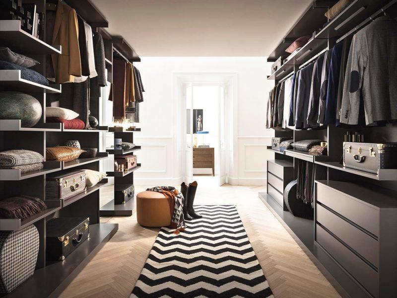 Come progettare la cabina armadio le 5 regole for Come progettare la casa