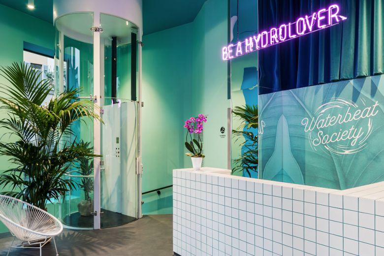 Waterbeat Society, a Milano il wellness incontra il design d'autore