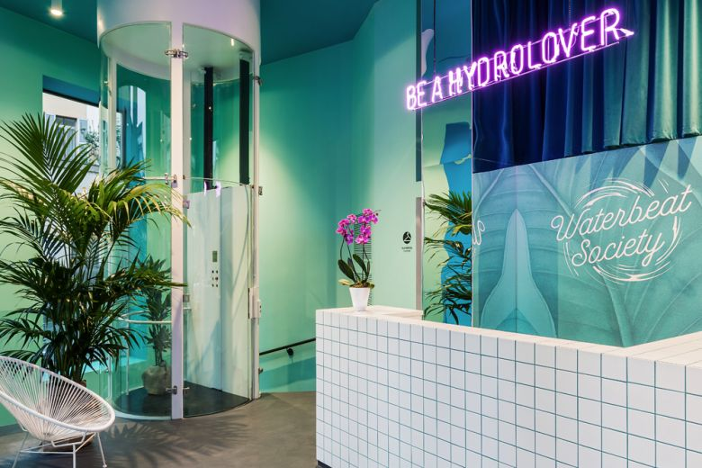 Waterbeat Society, a Milano il wellness incontra il design d'autore
