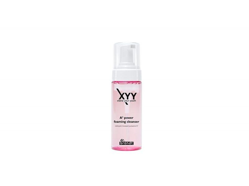 detergenti-viso-perche-usarli-come-si-scelgono-e-le-differenti-texture-DR BRANDT_XYY-Foaming-Cleanser-Pack-