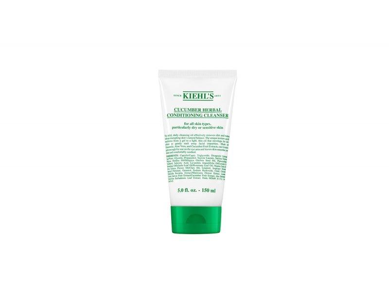 detergenti-viso-perche-usarli-come-si-scelgono-e-le-differenti-texture-Kiehls_CucumberHerbal