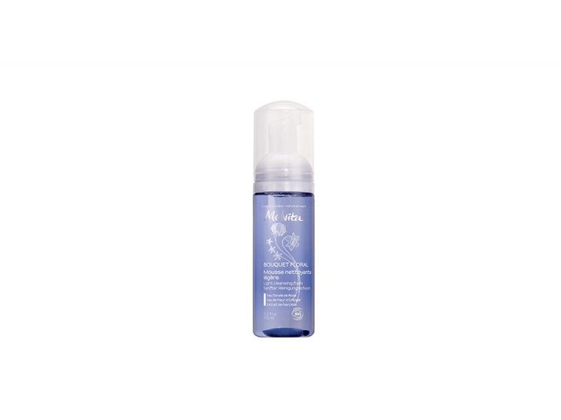 detergenti-viso-perche-usarli-come-si-scelgono-e-le-differenti-texture-Light Cleansing FOAM BOUQUET FLOREALI_Melvita