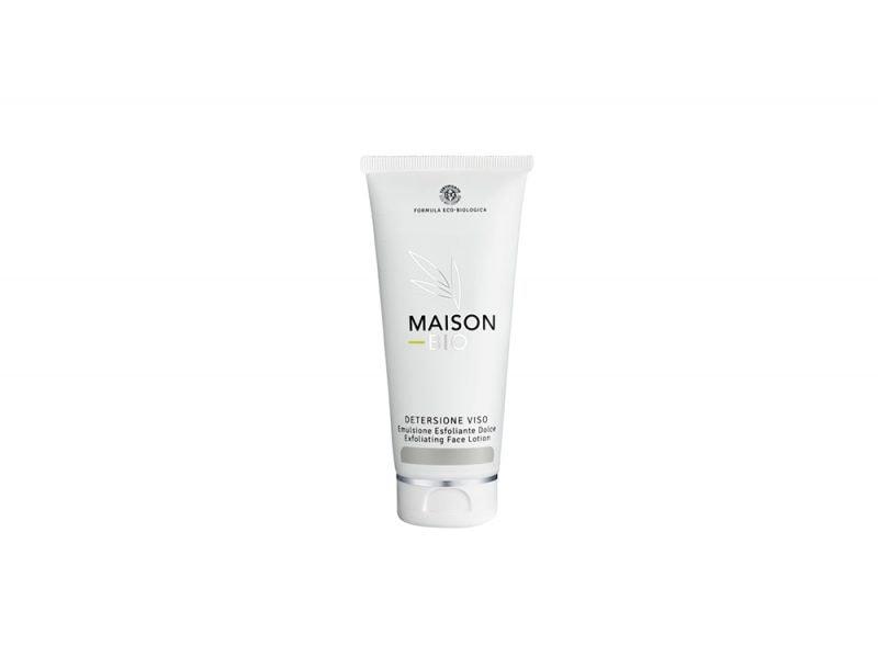detergenti-viso-perche-usarli-come-si-scelgono-e-le-differenti-texture-Maison Bio_Emulsione Esfoliante Dolce