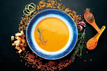 Dieta detox: 3 giorni di zuppe per sgonfiarsi e stare meglio